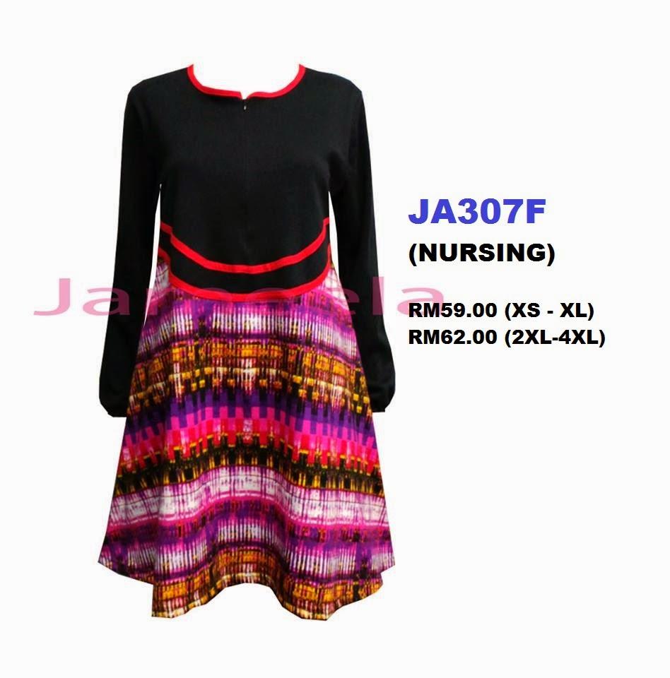 T-shirt-Muslimah-Jameela-JA307F