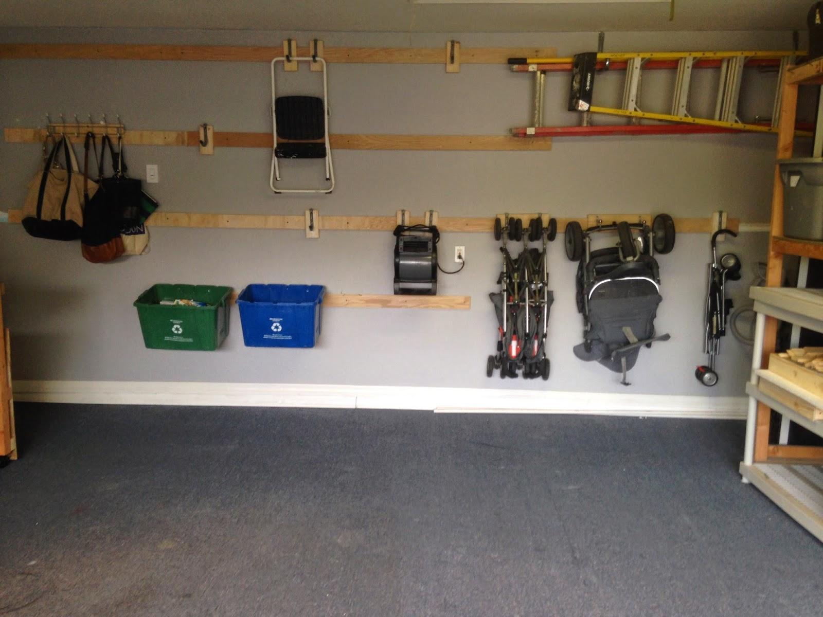 http://sewingandsanding.blogspot.com/2014/04/garage-storage.html