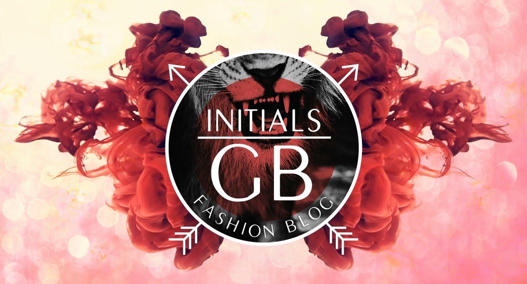 Initials GB