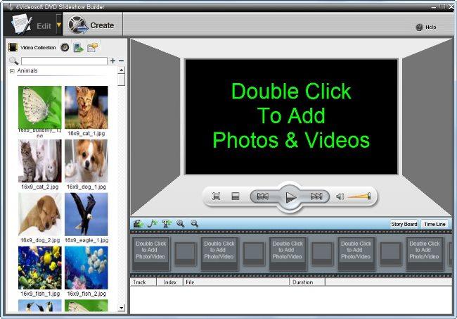 4Videosoft DVD Slideshow Builder v2.1.20