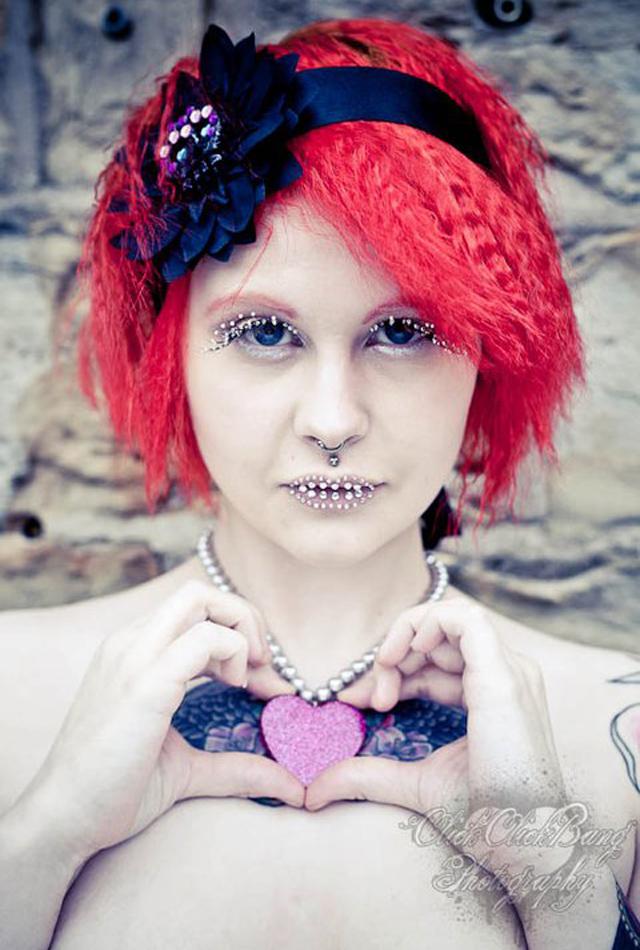 jewellery, Rachel's Wonders, heart, necklace