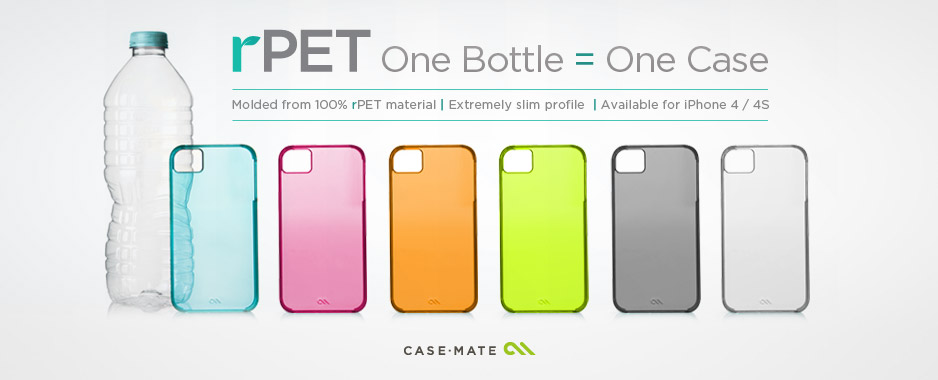 Iphone Case Collection Case-mate's Rpet Collection