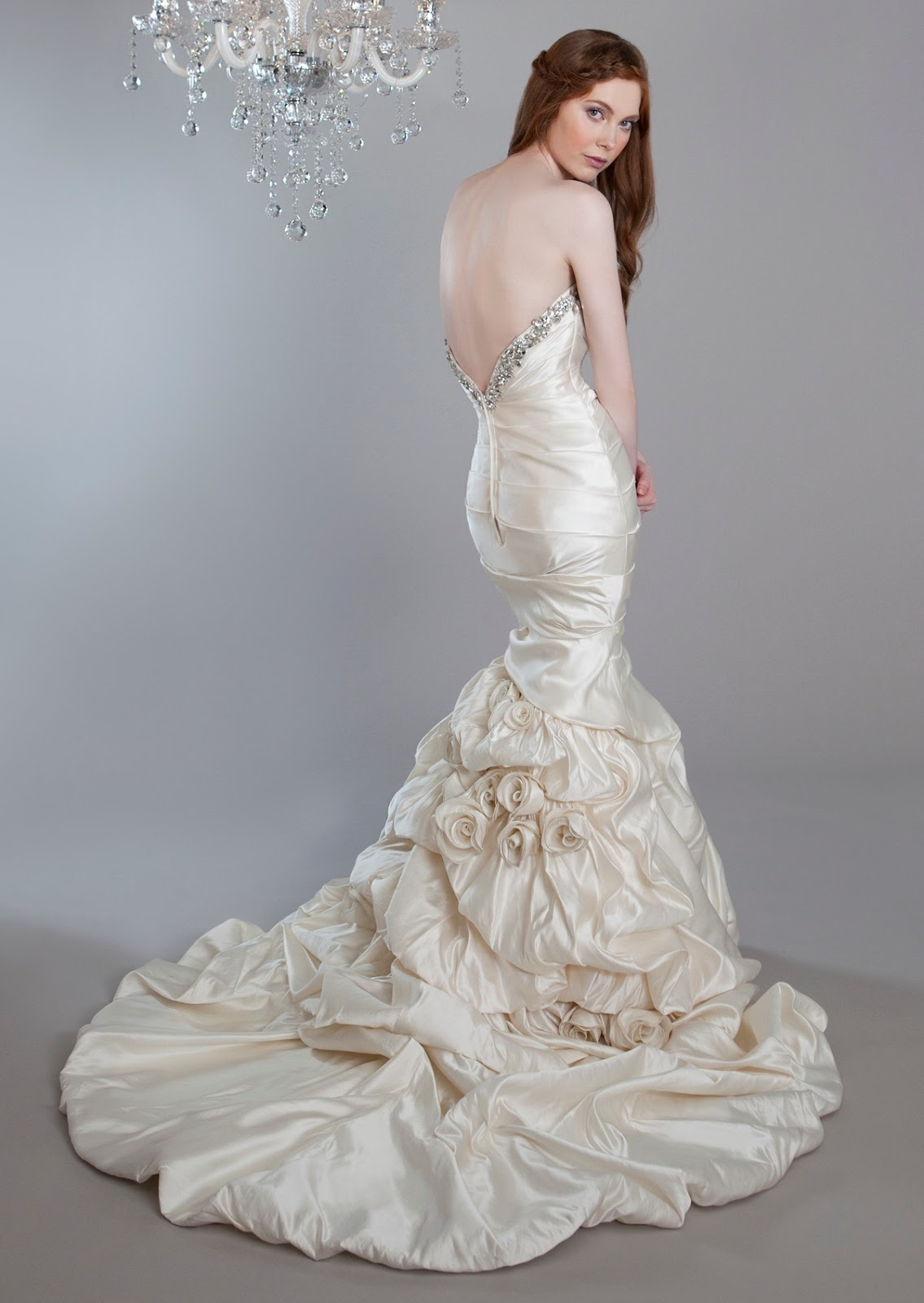 Winnie couture 2013 spring collection for Winnie couture wedding dresses