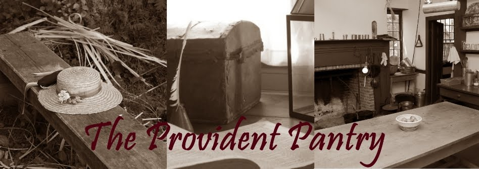 The Provident Pantry