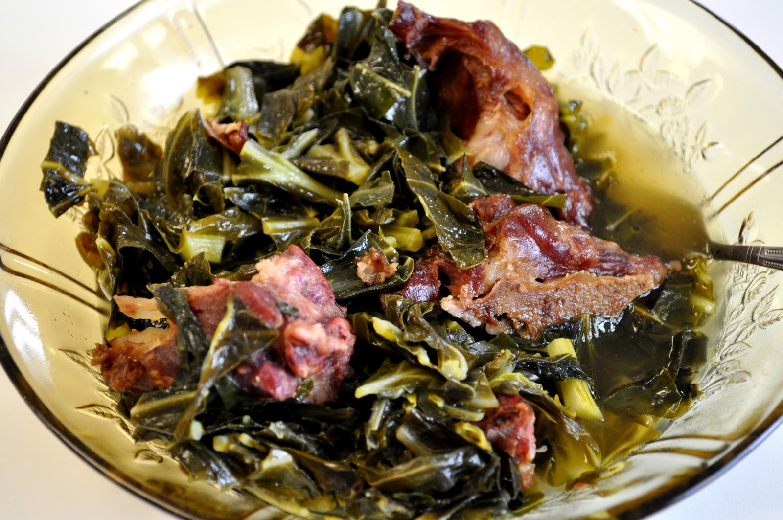 Discover Foods: Results of the Collard Green Throwdown