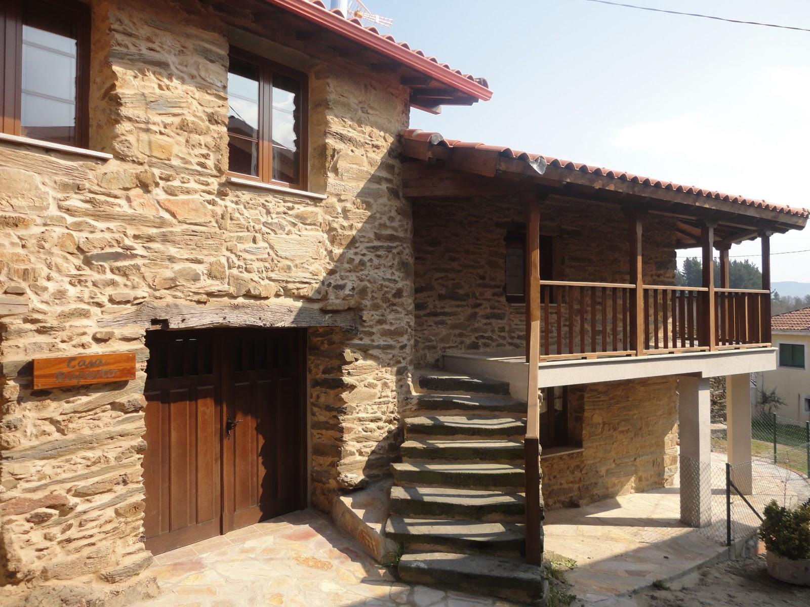 Casa hause casa ruperto doade - Casas rurales madera ...