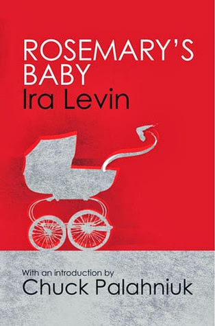 Book cover of Rosemary's Baby by Ira Levin