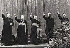 Wikipedia. La iglesia y el tercer Reich