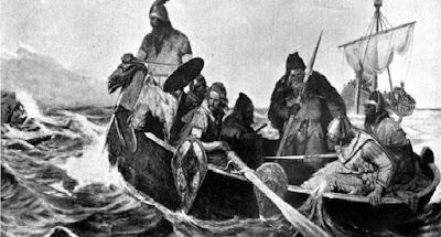 Desa Viking Kuno Ditemukan di Bandara Norwegia