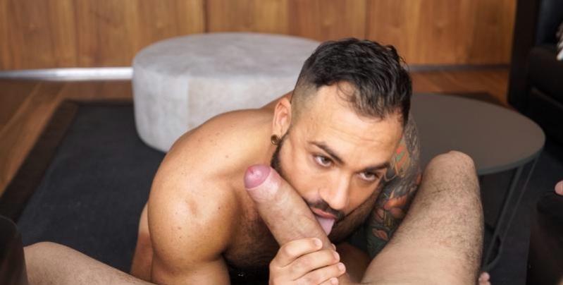 Porno gay dotado