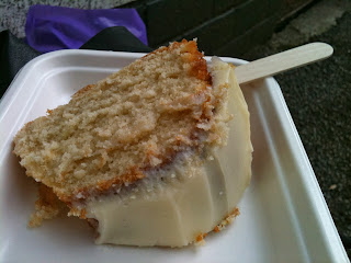 Lager and Lime Bunt Cake, Village Green Market