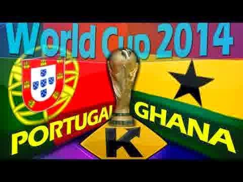 Prediksi Skor Laga Pamungkas Babak Penyisihan Group G Portugal Vs Ghana