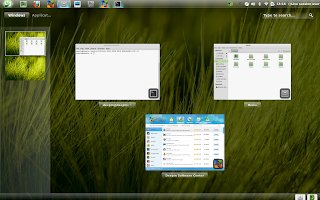 Linux deepin gnome shell