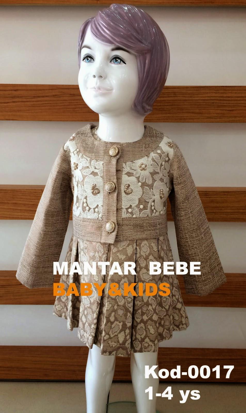 MANTAR BEBE ÇOCUK GİYİM - KOD017