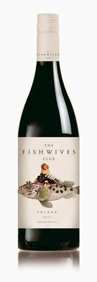 etichette design pesci illustrazioni packaging naming bottiglia esterno