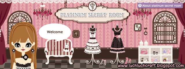 poupee secret room