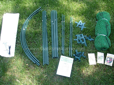 GardenFort pieces
