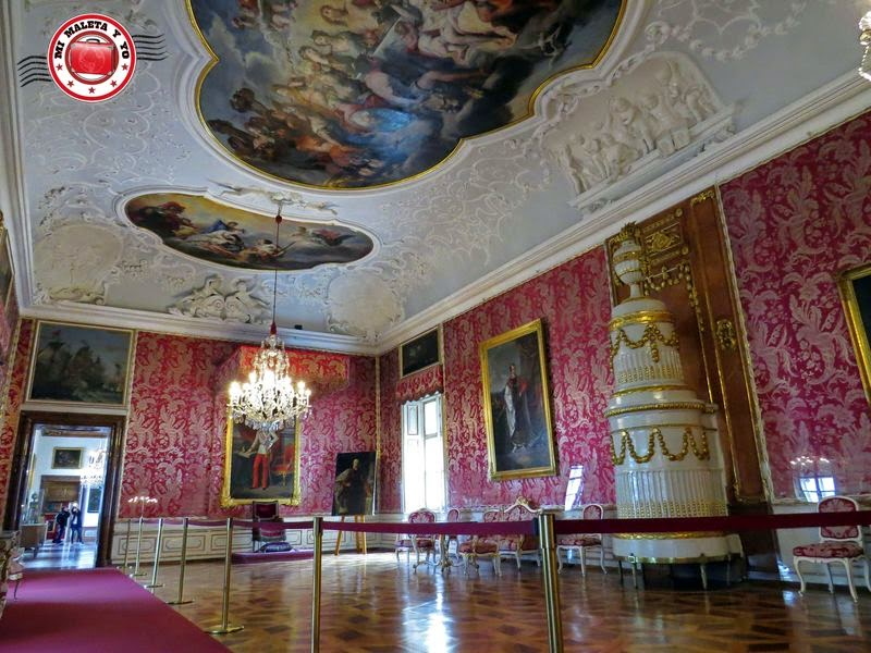 Antigua Residencia, Salzburgo, Austria