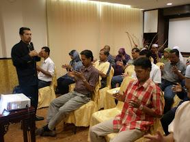 KURSUS ASAS & APLIKASI HYPNOSIS DI PENANG (19 JUN 2011)