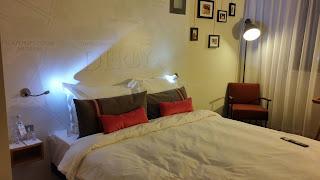 Pentahotel bed