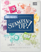 Stampin' Up jaarcatalogus 2018-2019