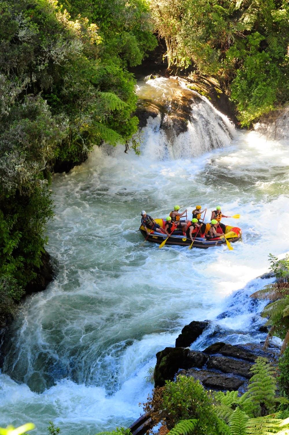 Stunning scenery on the Kaituna River