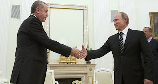 Turkey Violates Russian Treaty
