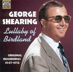 GEORGE SHEARING.- CIEGO MARAVILLOSO