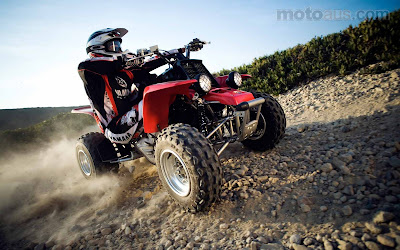 Yamaha Banshee Wallpapers