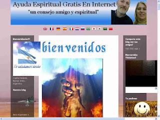 Ayuda Espiritual Gratuita en Internet