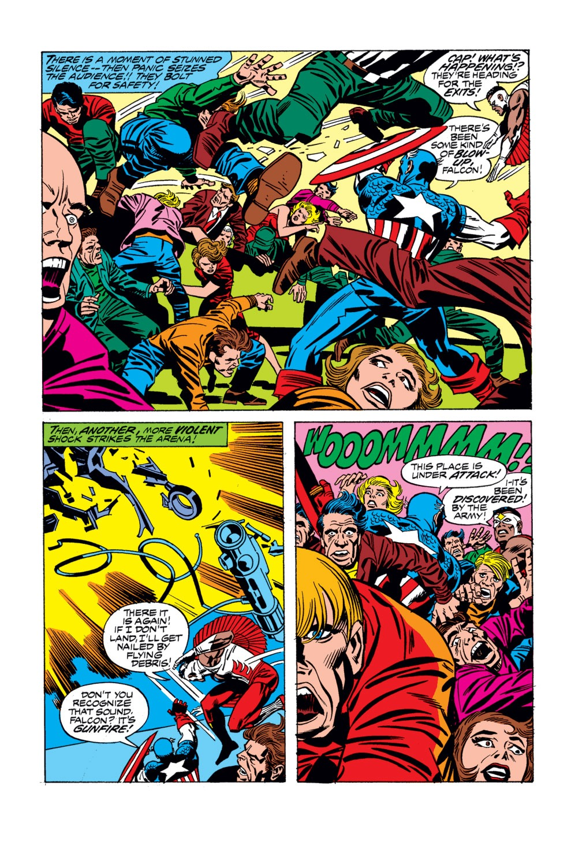 Captain America (1968) Issue #197 #111 - English 11