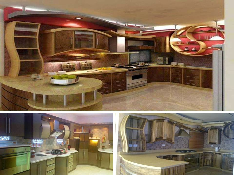 Home Decor: Extraordinary handmade Kitchen Design - photo#14