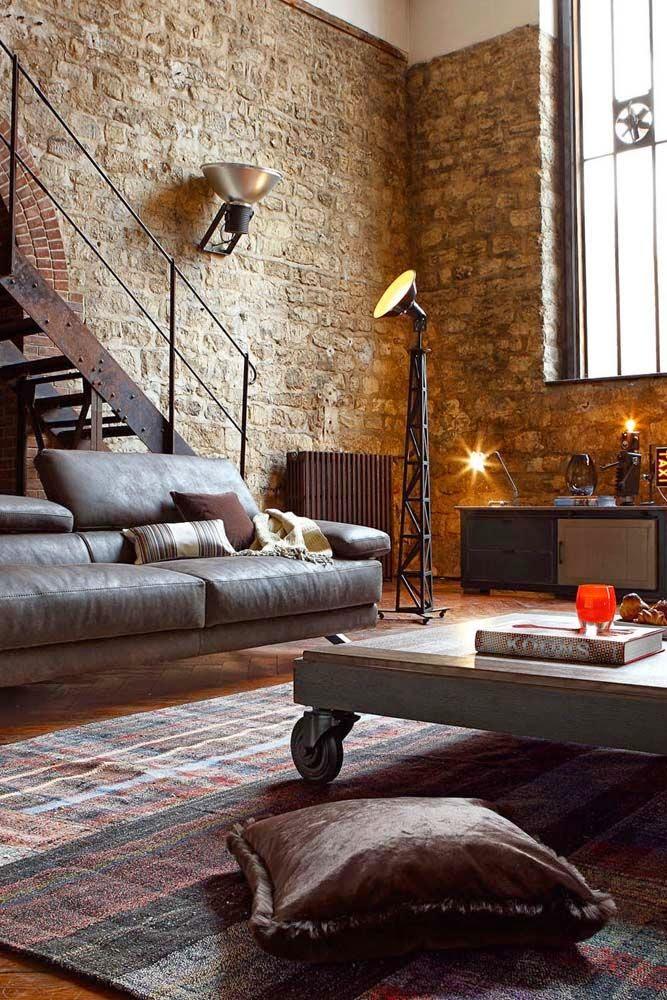 otra combinacin de estilos es la de combinar decoracin rstica con decoracin industrial al usar tips de los dos estilos decorativos