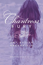 Chantress Fury Giveaway!