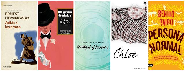 Fortesa Latifi, Ernest Hemingway, Benito Taibo, frases, John Green, Libros, book tag