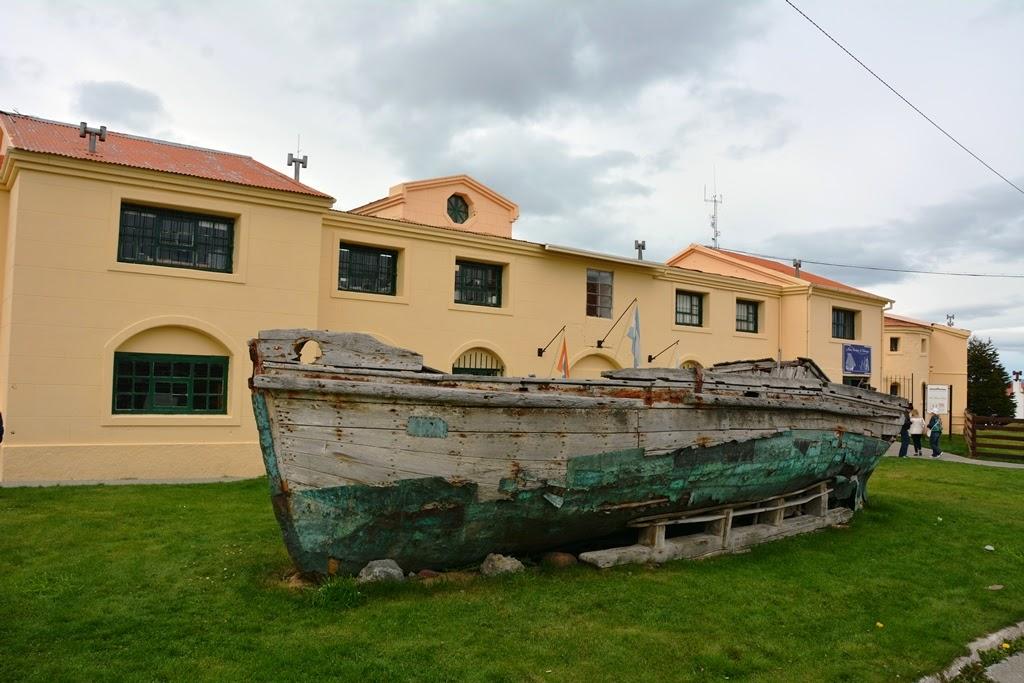 Maritim Museum Ushuaia