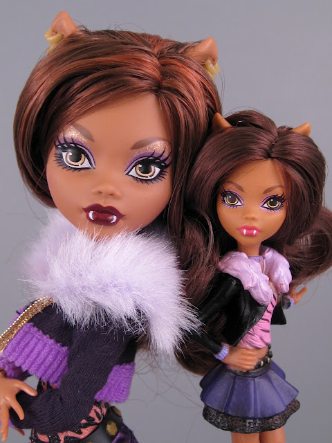 Monster High Clawdeen Pen