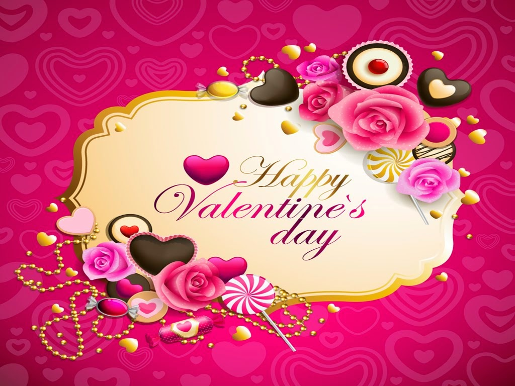 Best Happy Valentine's Day Wallpaper with Colors