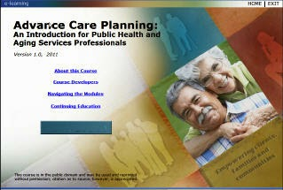Advanced care planning - Nursing Care Plan Examples