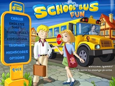School Bus Game