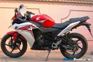 All New Honda CBR150R vs CBR Thailand