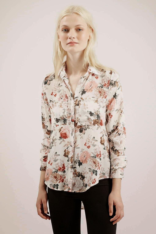 floral shirt tfnc