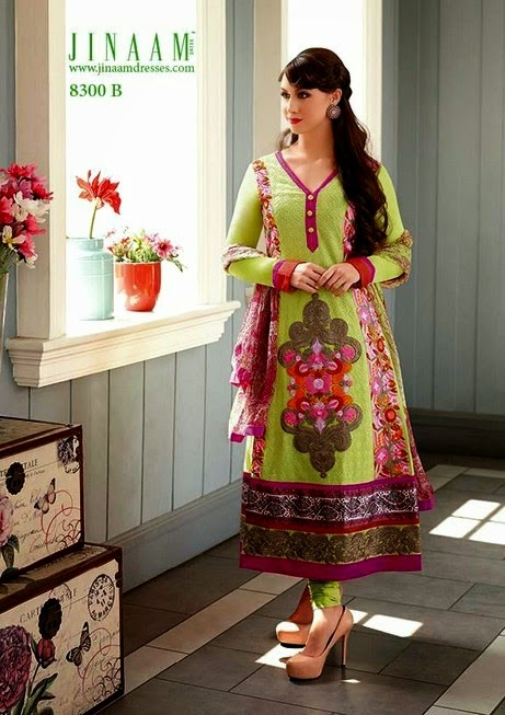 Designer Shalwar Kameez 2014