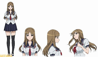 Yunoki Rina  Oogame Asuka