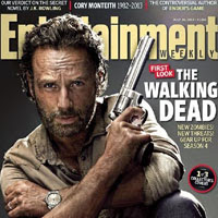 The Walking Dead: portada en EW, fotos y noticias