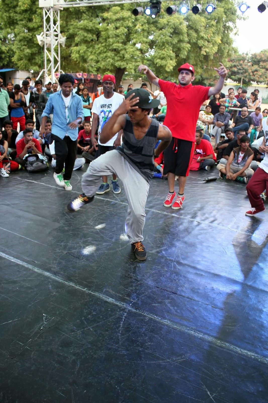 hip hop competition:
