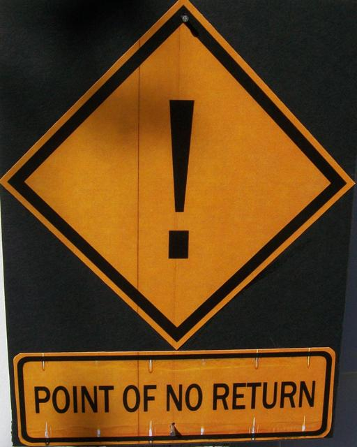 the point of no return Definition of point of no return in the idioms dictionary point of no return phrase what does point of no return expression mean definitions by the largest idiom dictionary.