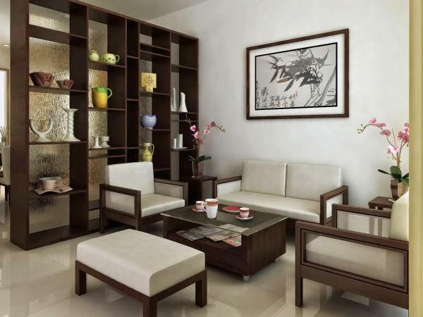 contoh model desain ruang tamu minimalis terbaru 2016