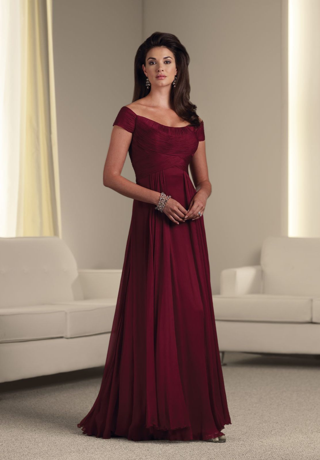 Whiteazalea mother of the bride dresses red mother of the bride dress