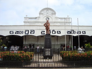 colombo fort railway station contact number | Sri Lanka Railway
